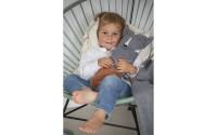 David Fussenegger Juwel Set Decke in Puppe Wolf Babydecke