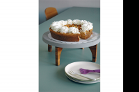 HIGH PIE cake tray grey, Cake tray