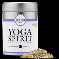 Yoga Spirit Bio Kräutertee mit Lavendel, Metalldose (60g)