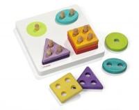 4-Formen Steckspiel