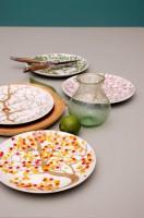4 SEASONS PLATES set mit 4 Tellern von Capventure