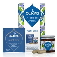 7-Tage-Set Night Time Pukka
