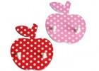 Apfel Garderoben-Haken