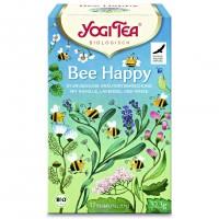 Bee Happy Yogi Tee Bio