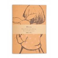 Belle & Boo 3er Set Notizbücher Hugs