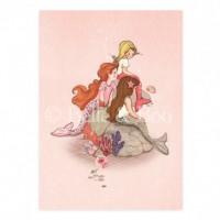 Belle &  Boo Adventure Abenteuer Postkarten