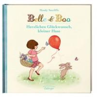 Belle & Boo Buch Herzlichen Glückwunsch, kleiner Hase
