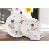 Belle & Boo Melamine Set