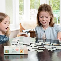 Belle & Boo Memory Game