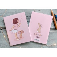 Belle & Boo Mini Notebook Dandelion