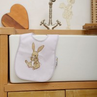 Belle & Boo Tea Time Bib Collection