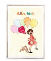 Belle &  Boo Wunsch Grusskarten