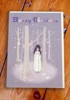Belle &  Boo X-Mas Postkarten
