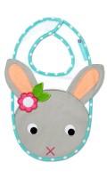Betty the Bunny Bib