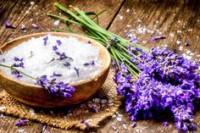 Bio Fussbäder Lavendel