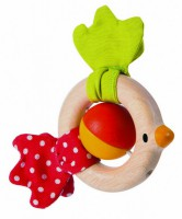 Bird Rattle Vogel Rassel von Plantoys