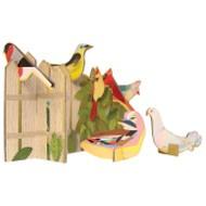 Birds tweeting A5