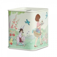 Birthday Surprise Tin Money Box