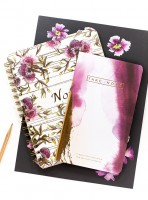 Blooms Spiral Notebook by Papaya!