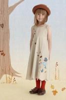 Blumenkinder Kleid Belle & Boo Ein windiger Tag