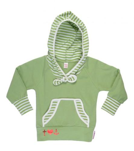 Brischen Hoody green