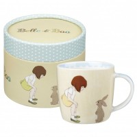 Classic Belle & Boo First Meet Mug
