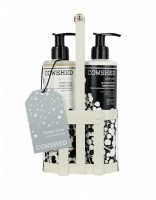 Cowshed Dirty Cow & Cow Pat Hand Care Caddy Gift Set