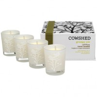 Cowshed Grumpy Cow Uplifting Travel Candles stimmungserhellende Duftkerze