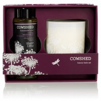 Cowshed Knackered Cow Luxury Bath Gift Set
