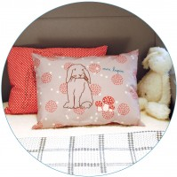Cushion Little Rabbit