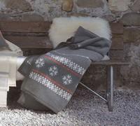 David Fussenegger Capri Folklore Wohndecke 150 x 200 cm