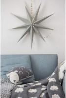 David Fussenegger Kissen Schaf inklusive Füllung rohweiß ca. 30 x 50 cm
