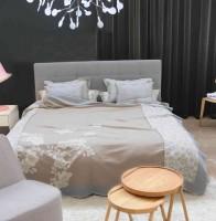 David Fussenegger Silvretta Bettdecke Überwurf Allzweck- Wohndecke floral
