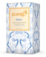 Detox-Pure, bio - Pukka Tee