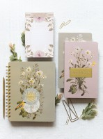 Dig Deep Daisy Spiral Notebook by Papaya!