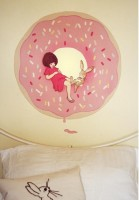 Donut Wall Sticker