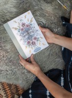 Dragonfly Clothbound Notebook by Papaya!