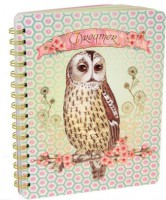 Dreamer Spiral Notebook by Papaya!