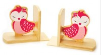 Dreamy Owl Bookends