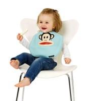 Elodie Details Baby Bib Julius Blue