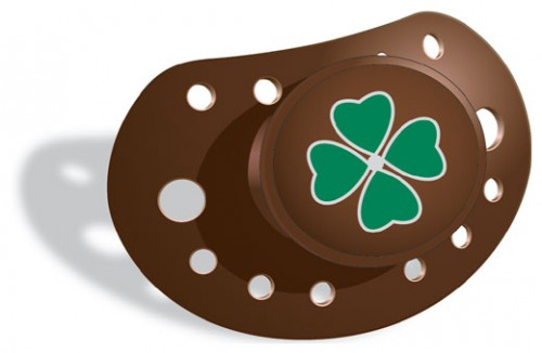 Lucky Cloves PACIFIERS