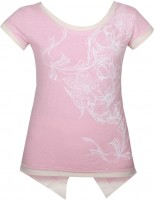 FITCH Tee Lily Print