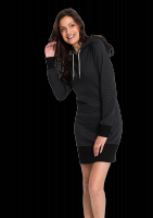 Fair trade Frauen HOODIE DRESS von recolution
