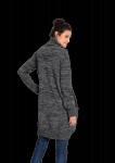 Strickjacke grey