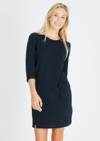 Fair trade Kleid Dress 3/4 Sleeve #HEAVY von recolution
