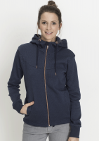 Fair trade Zipper Frauen DELUXE von recolution