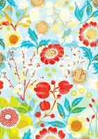 Flowerfull Grusskarte