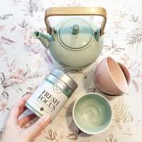 Fresh Focus Bio Grüner Tee mit Ginkgo