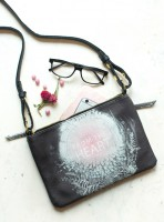 From The Heart Crossbody von Papaya