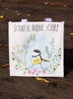 Garden Bird Insulated Lunch Bag